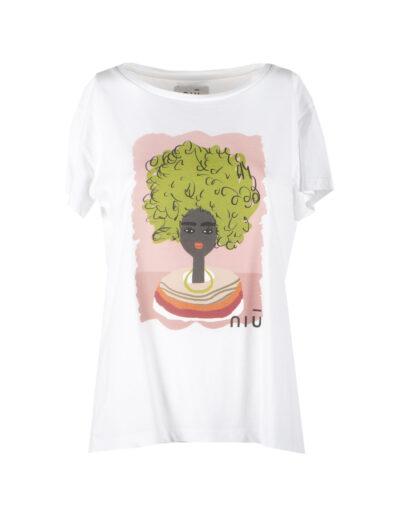 593J03 tshirt afro